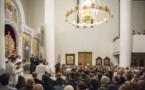 « Les voix de l'unité »: futurs prêtres catholiques et orthodoxes chantent pour la reconstruction d'églises en Syrie