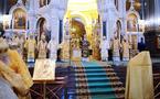 Le patriarcat de Moscou fête le deuxième anniversaire de l'intronisation du patriarche Cyrille