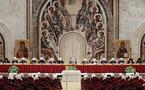 Les évêques de l'Eglise orthodoxe russe sont réunis en concile à Moscou