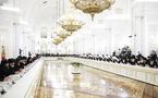Les évêques du patriarcat de Moscou reçus par le président de la Fédération de Russie