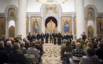 Le festival de musique sacrée russe en la cathédrale de la Sainte Trinité à Paris