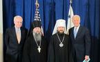 Le métropolite Hilarion rencontre le vice-président des Etats-Unis
