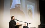 """Le métropolite Hilarion (Alfeyev) a présenté son nouveau livre """"Le Sermon sur la montagne"""""""