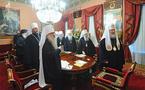 Le patriarcat de Moscou se dote d'un Haut Conseil d'Eglise