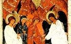 Felicitação pascal do Nestor, bispo de Korsoun