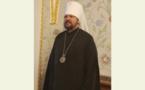 Annonce : l'Exarque patriarcal en l'Europe occidentale célébrera sa première Liturgie à Paris la veille de la Nativité du Christ