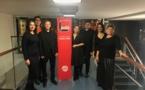La chorale de la cathédrale de la Sainte-Trinité est intervenue à la radio « France Inter »