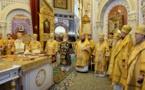 L'Église orthodoxe russe marque le dixième anniversaire de l'intronisation du patriarche de Moscou Cyrille