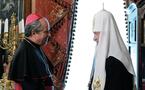 Le patriarche Cyrille de Moscou a reçu le nouveau nonce apostolique en Russie