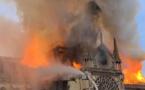 Message du Mgr Jean, Métropolite de Chersonèse à l'occasion de l'incendie de la cathédrale Notre-Dame de Paris