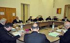 Le comité de coordination de la Commission théologique orthodoxe-catholique siège actuellement à Rome