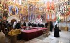 Le métropolite Antoine participe à la session du Saint-Synode