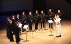 L'ensemble vocal de Sylvanès a donné un concert dans le cadre du Festival de Noël à Moscou