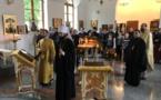 Dixième anniversaire de la consécration de l'église de la Dormition de Pékin