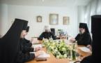 Première réunion du Saint Synode de l'exarchat du patriarcat de Moscou en Europe occidentale