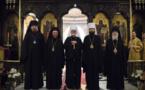 Le métropolite Jean de Doubna a présidé le sacre épiscopal de l'archimandrite Élisée (Germain), élu évêque de Réoutov