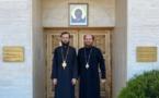 Le métropolite Antoine s'est rendu en visite archipastorale à Rome