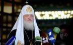 Le patriarche Cyrille de Moscou se rend en pèlerinage en Terre sainte