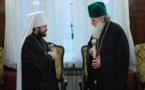 Le nouveau patriarche de Bulgarie reçoit la délégation de l'Église orthodoxe russe