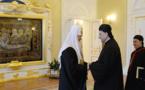 Le patriarche maronite Bechara Boutros Raï a rendu visite au patriarche Cyrille de Moscou