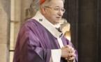Le cardinal André Vingt-Trois répond au message du soutien qui lui avait été adressé par le patriarcat de Moscou