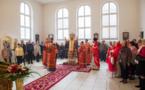 Fête patronale de l'église orthodoxe de la Résurrection du Seigneur à Zurich