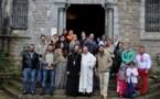 Pèlerinage d'un groupe des fidèles du diocèse au sud de la France
