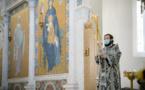 Le métropolite Antoine a célébré la Liturgie des Dons Présanctifiés en la cathédrale de la Sainte Trinité à Paris