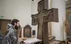 Le métropolite Antoine a célébré les Vêpres avec la lecture de l'Acathiste à la Passion du Christ