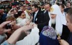 Le patriarche Cyrille de Moscou se rend en Estonie