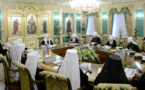 Décisions de la réunion du Saint-Synode du 16 juillet 2013 concernant le diocèse de Chersonèse