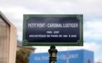 L'évêque Nestor de Chersonèse a participé à l'inauguration du Petit Pont Cardinal-Lustiger à Paris
