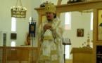 Mgr Nestor a rendu visite à la paroisse orthodoxe de Madrid