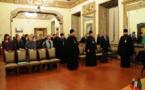 Le 14 novembre, une soirée en mémoire de l'archiprêtre Michel Ossorguine a eu lieu à Rome