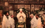 Liturgie de Noël à l'église des Trois-Saints-Docteurs à Paris
