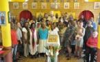 L'évêque Nestor a rendu visite à la communauté orthodoxe en Martinique