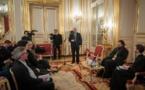 """Le livre du patriarche Cyrille """"La conversion au Royaume de Dieu. Méditations de Carême"""" a été présenté à Paris"""