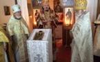 Célébration épiscopale à l'église Notre-Dame-Joie-des-Affligés et Sainte-Geneviève