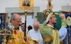 Fête patronale du monastère Sainte-Trinité de Dompierre (Suisse)