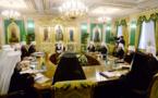 Réunion du Saint-Synode: une nouvelle paroisse et un nouveau prêtre pour le diocèse de Chersonèse