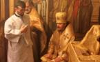 Ordination sacerdotale d'Ivan Dimitrov à l'église des Trois-Saints-Docteurs à Paris