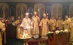 Vigiles de la fête des Trois-Saints-Docteurs à Paris