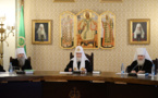 """Patriarche Cyrille: """"La paix en Ukraine est ce qu'il y a de plus important pour nous aujourd'hui"""""""