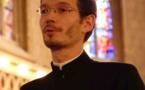 """""""Folie de Dieu. Aux sources communes de la foi des chrétiens d'Orient et d'Occident"""". Conférence de Carême du P. Alexandre Siniakov à la cathédrale de Luxembourg"""