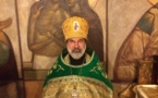 Le droit de porter la mitre octroyé à l'archiprêtre Nicolas Rehbinder