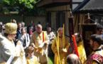 Fête patronale de la paroisse Saints-Constantin-et-Hélène à Clamart