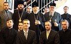 Le métropolite Vladimir de Kiev a visité le séminaire orthodoxe de Varsovie
