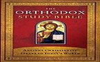 Orthodox Study Bible