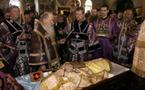 Les obsèques du métropolite Laure
