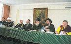 Le Conseil interreligieux de Russie s'est réuni à Moscou